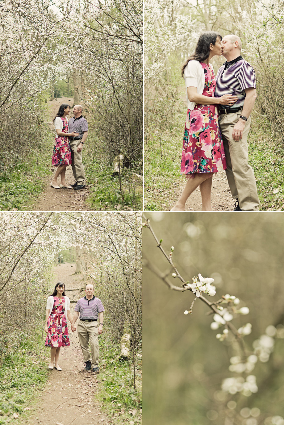 Engagemenrt portrait in Bedfordshire by London Wedding Photographer
