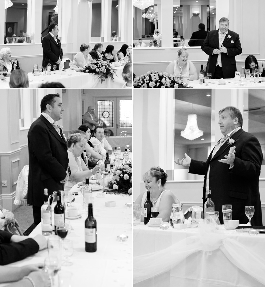 Essex wedding breakfast speeches