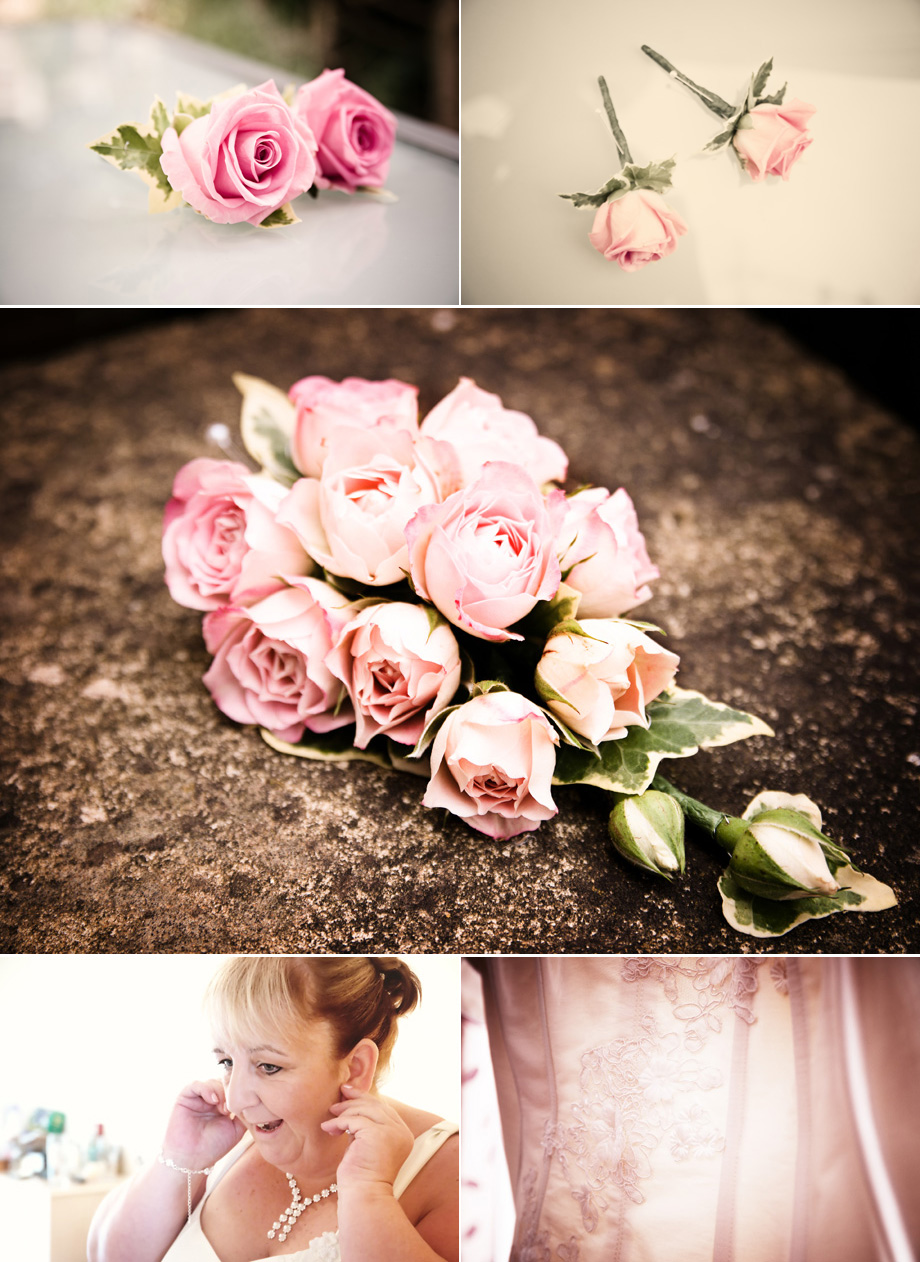 wedding flowers from Essex wedding photographer