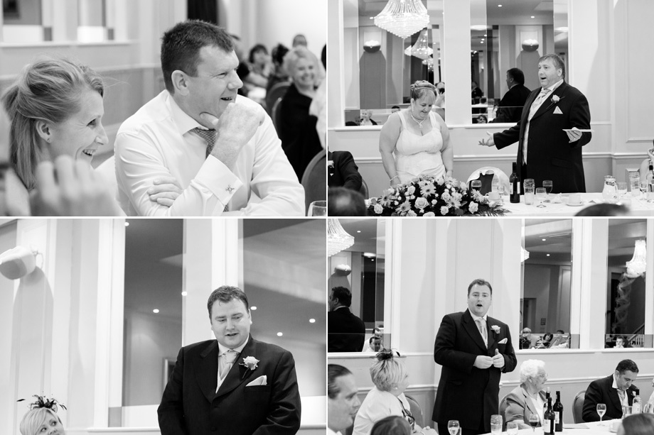 hertfordshire wedding reception speeches