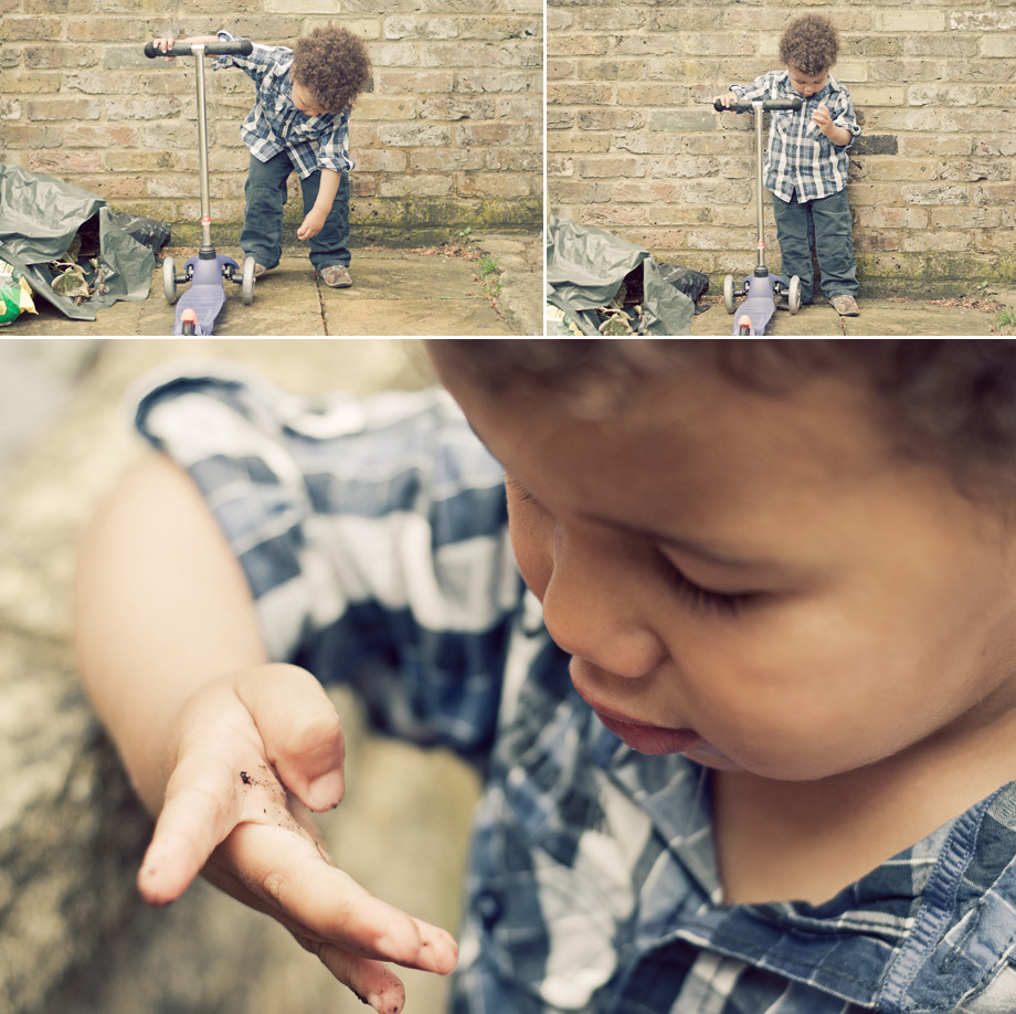 Child and baby portrait photography in London and Hertfordshire