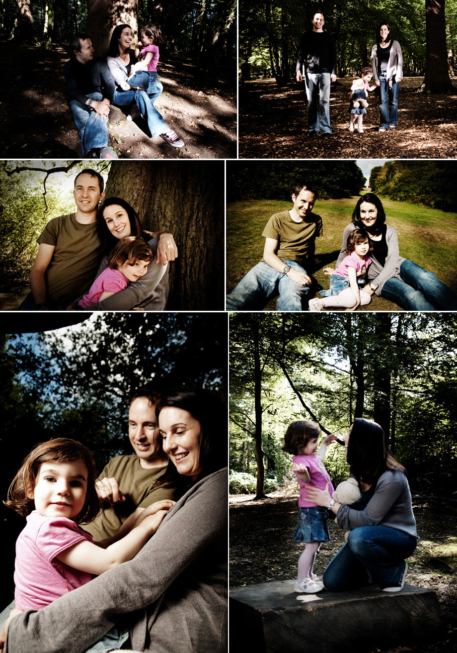 family portrait photographer in Enfield and North London