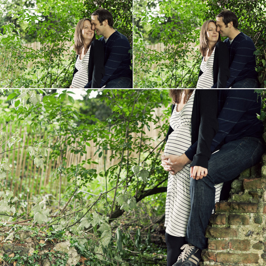Pregnancy photography in London