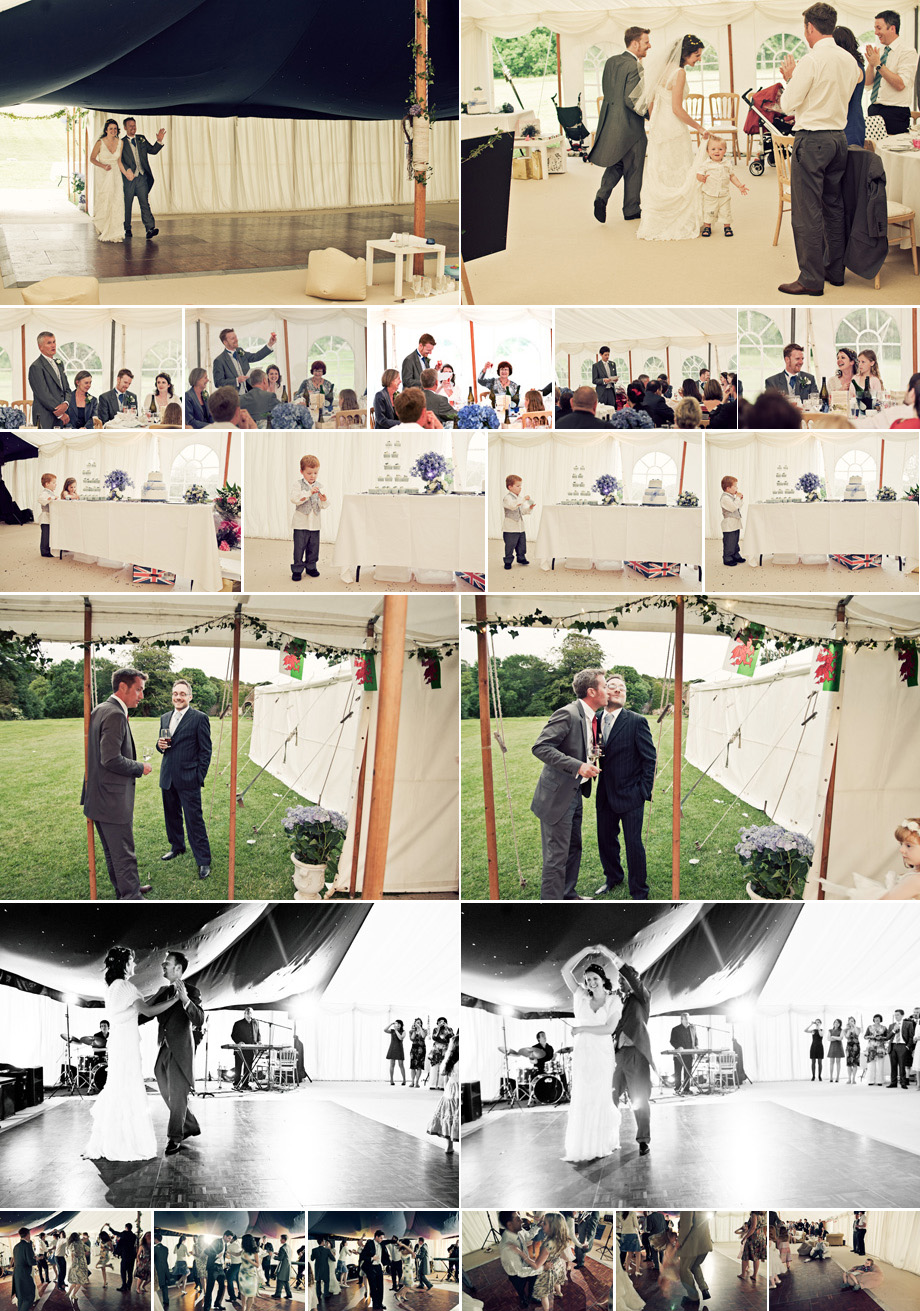 hertfordshire wedding reception in wales