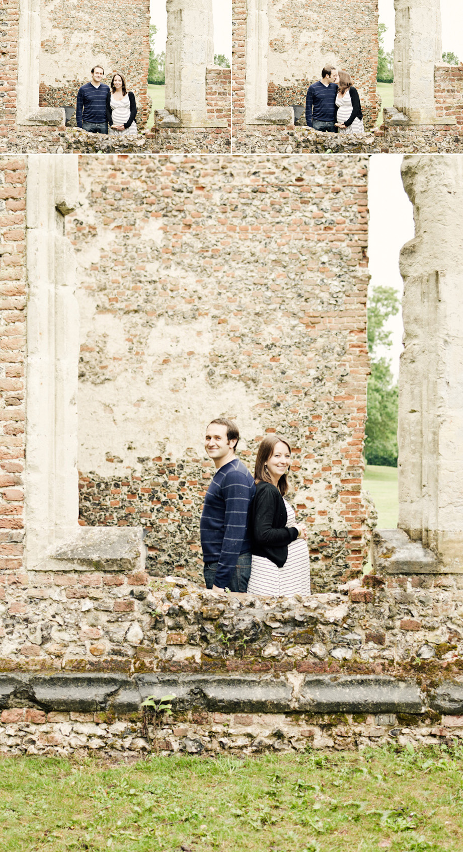 St Albans baby bump photography session