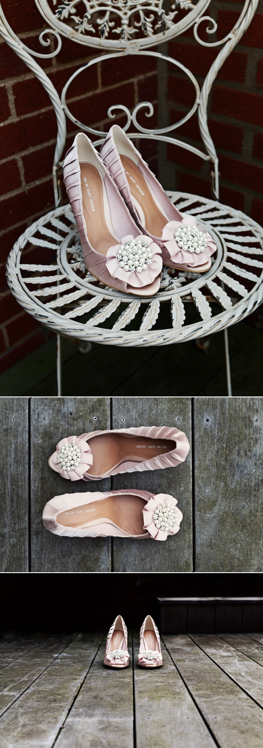 Essex wedding shoes