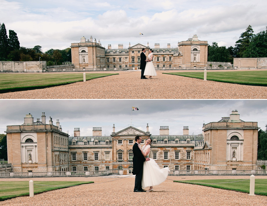woburn abbey wedding portraits