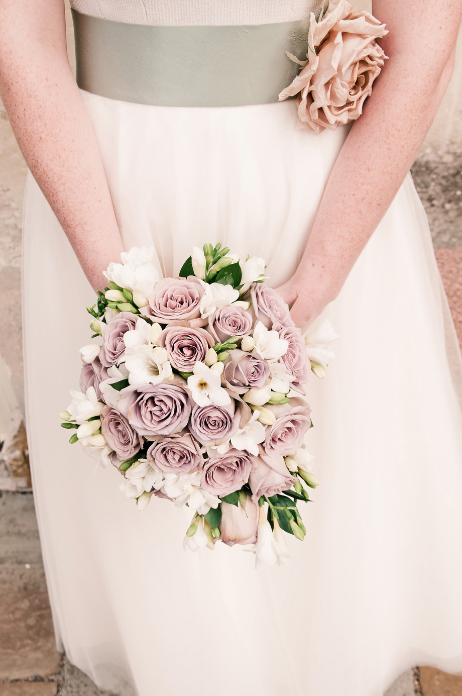 woburn wedding bridal flowers