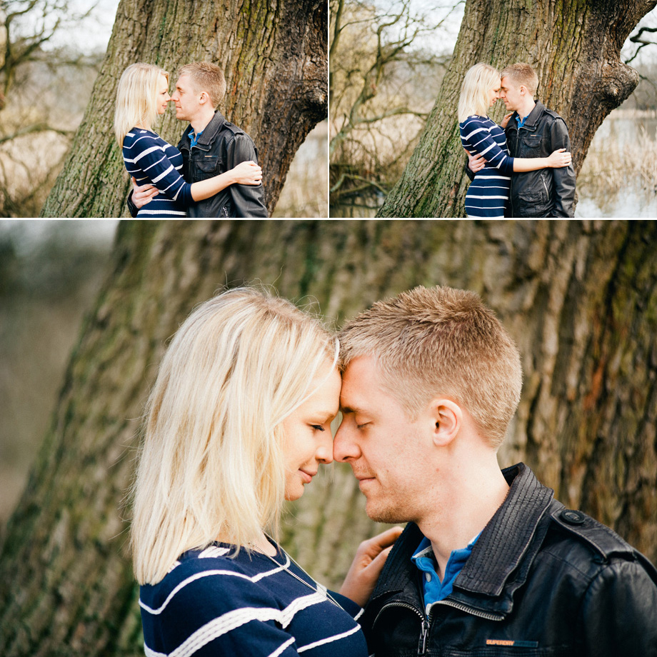 Hertfordshire engagement shoot