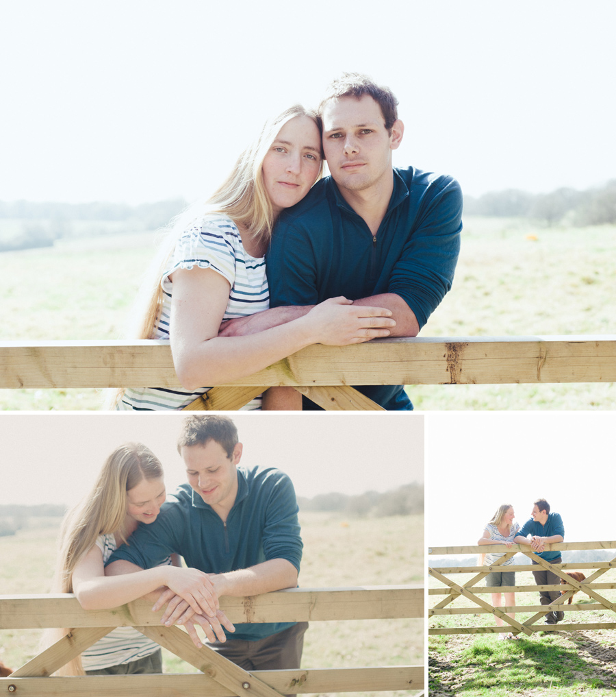 Hertfordshire wedding planning engagement portrait