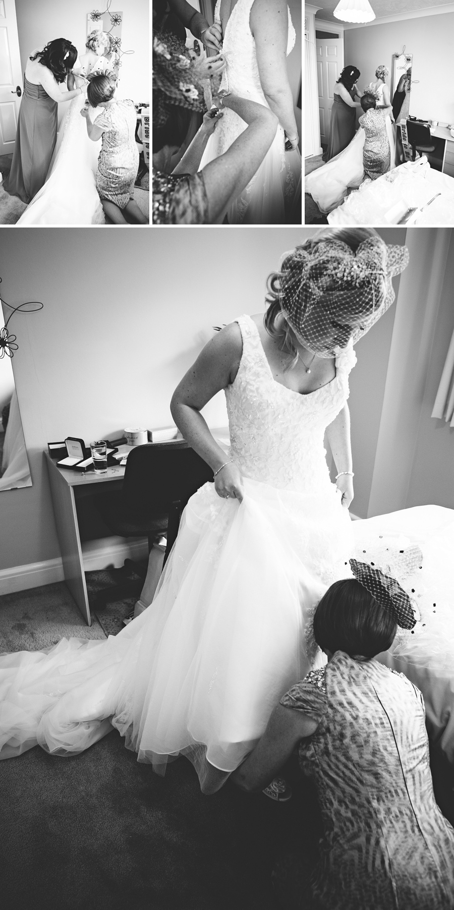 Brentwood bridal photography