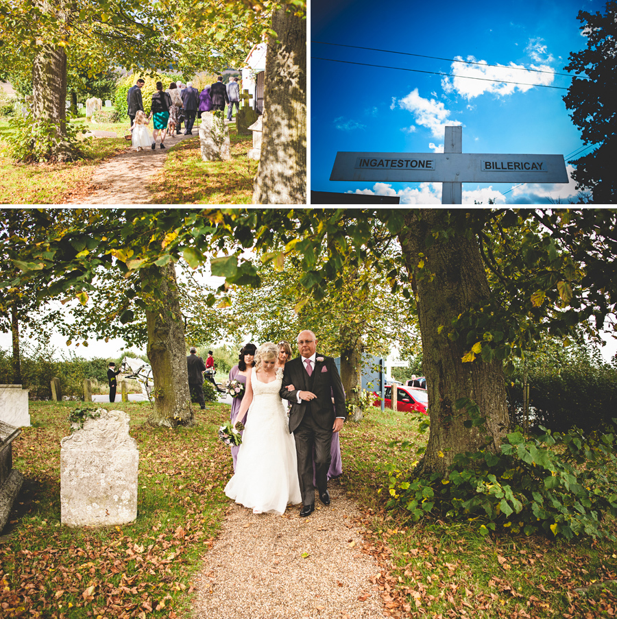 Ingatestone and Billericay Wedding photography