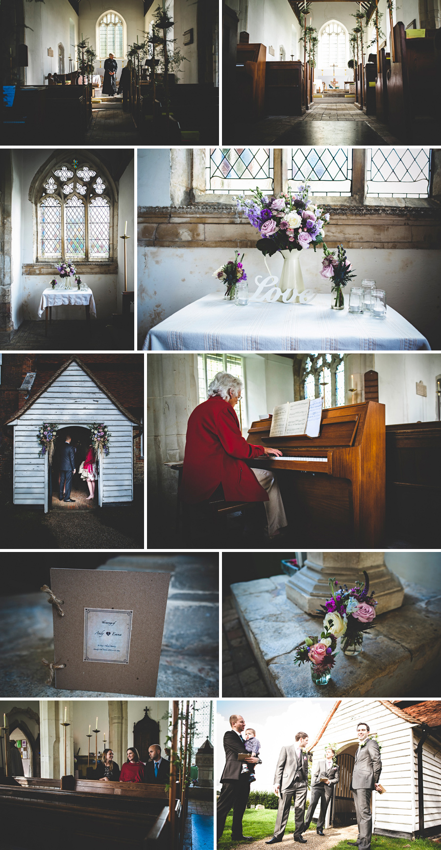 Ingatestone Hall Wedding flowers
