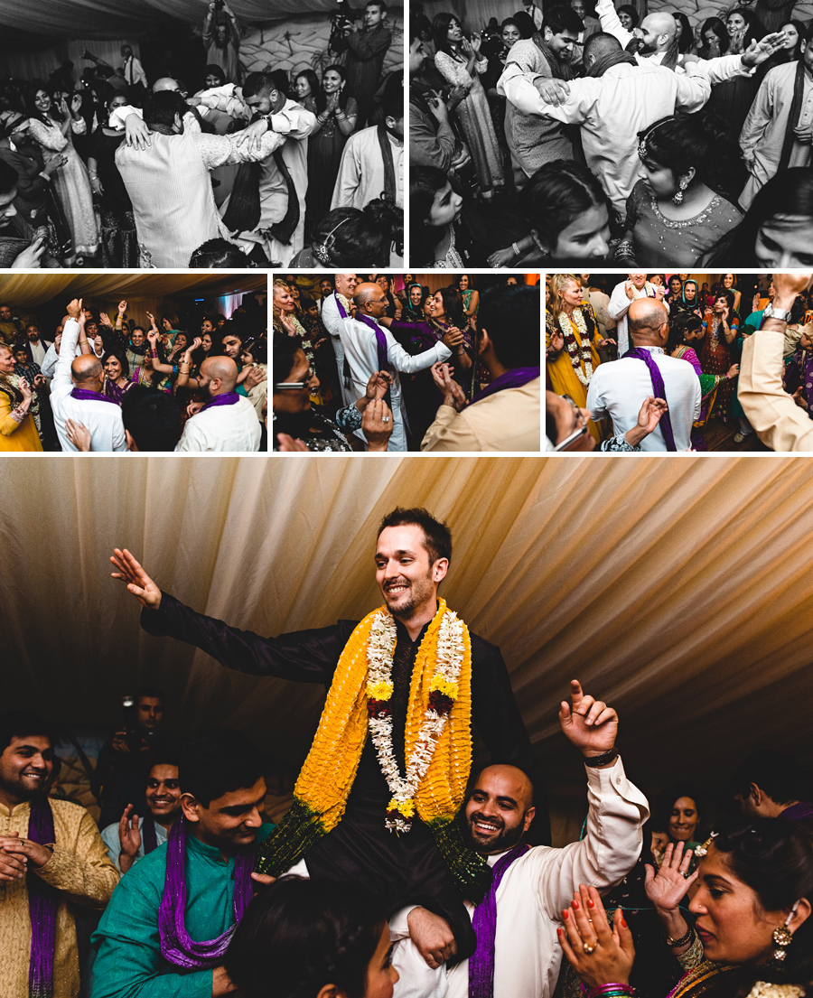 London mehndi dancing guests